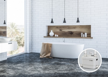 THIS IS THE NUMBER ONE MUST-HAVE ITEM FOR A RELAXING BATHROOM