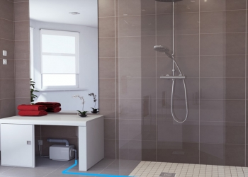 MINOR ADDITIONS TO YOUR BATHROOM, MAJOR LIFESTYLE UPDATES
